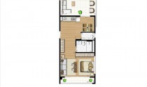 Home Boutique - 31m2 - 1dorm. - 1vaga